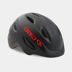Giro Scamp Youth Bike Helmet Matte Black XS