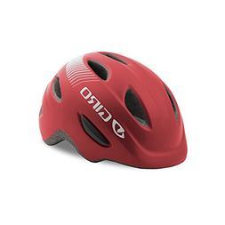 Giro Scamp Youth Bike Helmet Matte Dark Red S