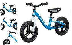 Schwinn Koen Boys Bike for Toddlers and Kids Blue 12-inch Ba
