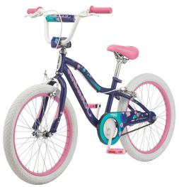 Schwinn Sequin Kids Bike 20 Inch Wheel Single Speed