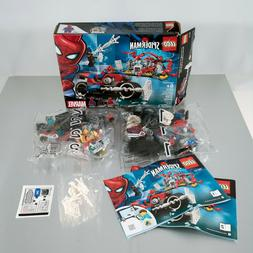 Lego Set 76113 Spider Man Bike Rescue - New Open Box Item