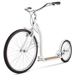 "Schwinn Adult Shuffle Scooter with 26"" Wheels"