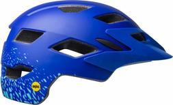 Bell Sidetrack MIPS Bicycle Youth Helmet 50-57 cm Kids Blue