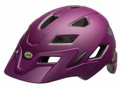 Bell Sidetrack MIPS Bicycle Youth Helmet 50-57 cm Kids Purpl