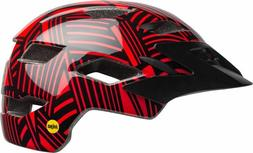 Bell Sidetrack MIPS Bicycle Youth Helmet 50-57 cm Kids Red/B