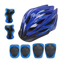 aomigell Kids Helmet Boys Girls Bicycle Helmet Toddler Child