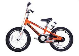 Royalbaby Space No. 1 Aluminum Kid's Bike, 14 inch Wheels, O