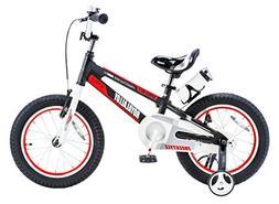 Royalbaby Space No. 1 Aluminum Kid's Bike, 16 inch Wheels, B