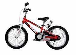 Royalbaby Space No. 1 Aluminum Kid's Bike, 14 inch Wheels, R