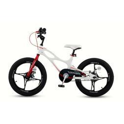 Royalbaby Space Shuttle Lightweight Magnesium Kid'S Bike Wit
