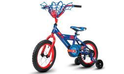Huffy Spider-Man Bike 14' - Blue/Red