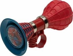 Spiderman Horn ORIGINAL Bell Sports 3D Webbed Red Blue Scoot