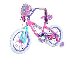 "Dynacraft Stitch 16"" Bike, Pink"