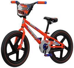 Mongoose Stun Boy's Freestyle BMX Bike with Training Wheels,