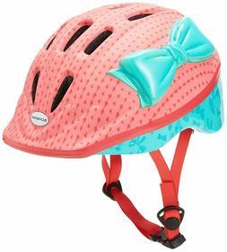 Schwinn Sweetheart Toddlers Kids Bike Bicycle Helmet with 3D