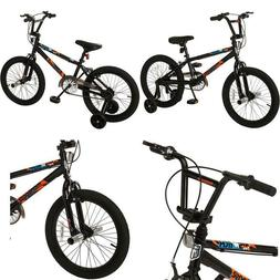 Mongoose Switch Bmx Bike For Kids, 18-Inch Wheels, Includes