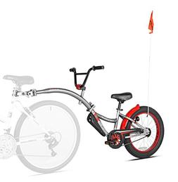 "WeeRide Tag-Along Bike 20"" x 3"" - Co-Pilot XT Boys"