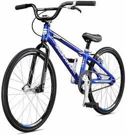 Mongoose Title Junior BMX Race Bike BLUE 20 Inch Wheels KIDS
