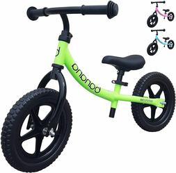 Toddler Bike Balance Banana Bicycle For Kids 2 3 4 Years Old