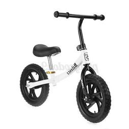 Toddler Balance Bike 12-Inch Wheels Kids Beginner Rider Trai