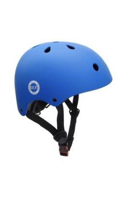 XJD Toddler Kids Safety Bike Helmet Blue Open Box Size Small