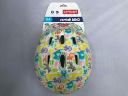 FISHER PRICE TODDLERS KIDS GIRLS BOYS HARDSHELL BICYCLE HELM