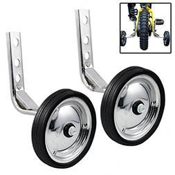 Little World Training Wheels Heavy Duty Rear Wheel Bicycle S
