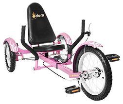 Mobo Triton Ultimate Three-Wheeled Cruiser Bike