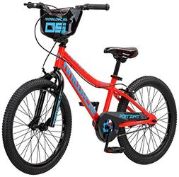 "Schwinn Twister Boy's Bicycle, 20"" Wheels, Red"