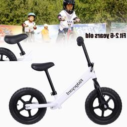 Unisex Kids Children Balance Bike Boys Girls Running Trainin