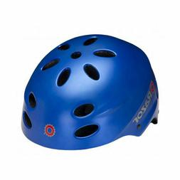 Razor V-17 Youth Multi-Sport Helmet, Satin Blue