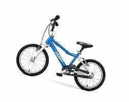 "woom 3 Pedal Bike 16"", Ages 4 to 6 Years, Blue"