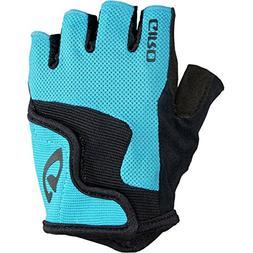 Giro Bravo JR Cycling Gloves - Kid's Blue Jewel Medium