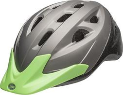 Bell 7084256 Youth Richter Bike Helmet, Solid Titanium