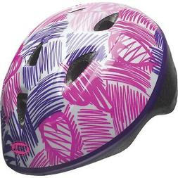 Bell Zoomer Bike Helmet - Pink & Purple